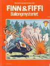 Cover for Finn & Fiffi (Skandinavisk Presse, 1983 series) #13/1984 - Ballongmysteriet