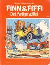 Cover for Finn & Fiffi (Skandinavisk Presse, 1983 series) #14/1984 - Det farlige spillet