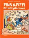 Cover for Finn & Fiffi (Skandinavisk Presse, 1983 series) #5/1985 - Den siste lyktemannen