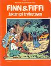Cover for Finn & Fiffi (Skandinavisk Presse, 1983 series) #8/1985 - Jakten på tryllestaven