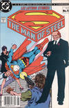 Cover Thumbnail for The Man of Steel (1986 series) #4 [Newsstand]
