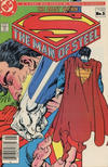 Cover Thumbnail for The Man of Steel (1986 series) #5 [Canadian Newsstand]