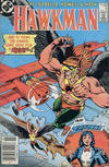 Cover Thumbnail for Hawkman (1986 series) #4 [Canadian]