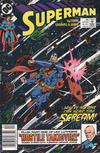 Cover Thumbnail for Superman (1987 series) #30 [Newsstand]