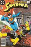 Cover Thumbnail for Adventures of Superman (1987 series) #430 [Canadian Newsstand]