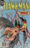 Cover Thumbnail for Hawkman (1986 series) #1 [Canadian]