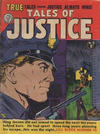 Cover for Tales of Justice (Horwitz, 1950 ? series) #8