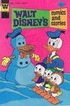 Cover for Walt Disney's Comics and Stories (Western, 1962 series) #v37#6 (438) [Whitman]
