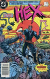 Cover for Hex (DC, 1985 series) #1 [Canadian Newsstand]
