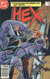 Cover for Hex (DC, 1985 series) #2 [Canadian Newsstand]