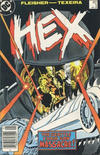 Cover for Hex (DC, 1985 series) #5 [Canadian]