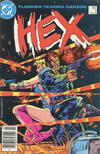 Cover for Hex (DC, 1985 series) #7 [Canadian]