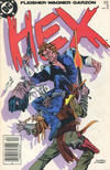 Cover for Hex (DC, 1985 series) #8 [Canadian]