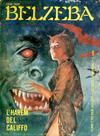 Cover for Belzeba (Edifumetto, 1977 series) #22
