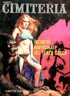 Cover for Cimiteria (Edifumetto, 1977 series) #34