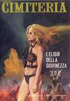 Cover for Cimiteria (Edifumetto, 1977 series) #56
