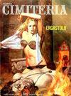 Cover for Cimiteria (Edifumetto, 1977 series) #55