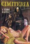 Cover for Cimiteria (Edifumetto, 1977 series) #17