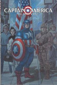 Cover Thumbnail for Captain America: Red, White & Blue (Marvel, 2002 series)