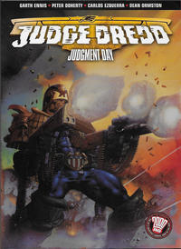 Cover Thumbnail for Judge Dredd: Judgment Day (DC, 2004 series)