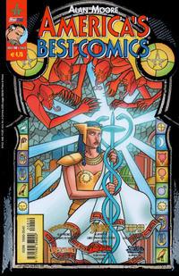 Cover Thumbnail for ABC America's Best Comics (Magic Press, 2000 series) #10