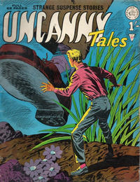 Cover Thumbnail for Uncanny Tales (Alan Class, 1963 series) #57