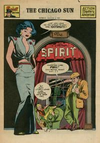 Cover Thumbnail for The Spirit (Register and Tribune Syndicate, 1940 series) #8/3/1947