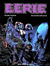Cover Thumbnail for Eerie Archives (Dark Horse, 2009 series) #18