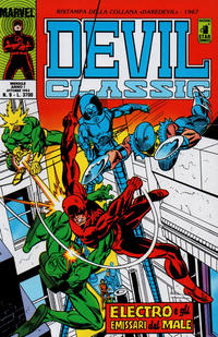 Cover Thumbnail for Devil Classic (Edizioni Star Comics, 1993 series) #9