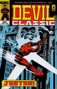 Cover Thumbnail for Devil Classic (Edizioni Star Comics, 1993 series) #12
