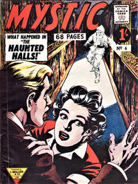 Cover Thumbnail for Mystic (L. Miller & Son, 1960 series) #6