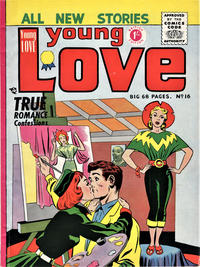 Cover Thumbnail for Young Love (Thorpe & Porter, 1953 series) #16