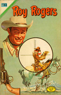 Cover Thumbnail for Roy Rogers (Editorial Novaro, 1952 series) #320