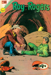 Cover Thumbnail for Roy Rogers (Editorial Novaro, 1952 series) #276