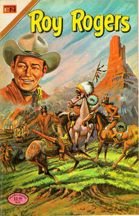 Cover Thumbnail for Roy Rogers (Editorial Novaro, 1952 series) #326