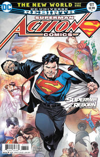 Cover Thumbnail for Action Comics (DC, 2011 series) #977