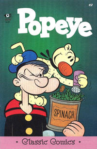 Cover Thumbnail for Classic Popeye (IDW, 2012 series) #57