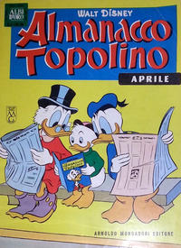 Cover Thumbnail for Almanacco Topolino (Arnoldo Mondadori Editore, 1957 series) #88
