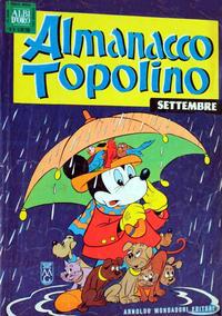 Cover Thumbnail for Almanacco Topolino (Arnoldo Mondadori Editore, 1957 series) #93