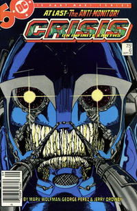 Cover for Crisis on Infinite Earths (DC, 1985 series) #6 [Direct Sales]