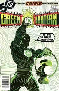 Cover Thumbnail for Green Lantern (DC, 1960 series) #195 [Canadian]