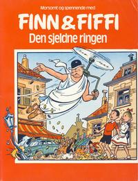 Cover Thumbnail for Finn & Fiffi (Skandinavisk Presse, 1983 series) #[2/1983] - Den sjeldne ringen