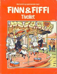 Cover Thumbnail for Finn & Fiffi (Skandinavisk Presse, 1983 series) #18/1984 - Tivoliet