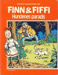 Cover Thumbnail for Finn & Fiffi (Skandinavisk Presse, 1983 series) #4/1985 - Hundenes paradis