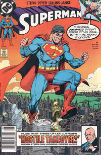 Cover for Superman (DC, 1987 series) #31