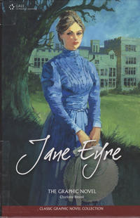 Cover Thumbnail for Jane Eyre: The Graphic Novel (Gale, Cengage Learning, 2010 series)  [1st Printing]