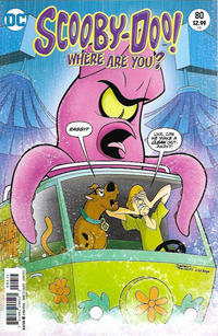 Cover Thumbnail for Scooby-Doo, Where Are You? (DC, 2010 series) #80 [Direct Sales]