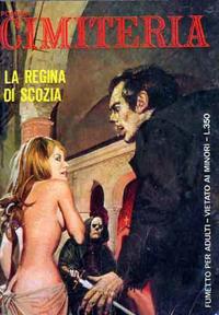 Cover Thumbnail for Cimiteria (Edifumetto, 1977 series) #47