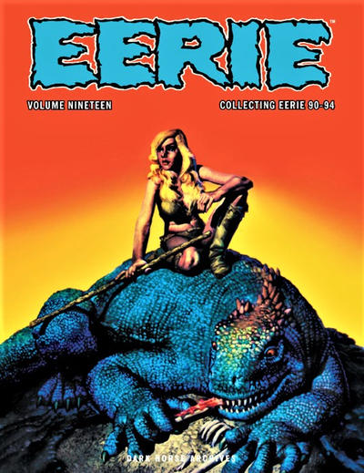 Cover for Eerie Archives (Dark Horse, 2009 series) #19