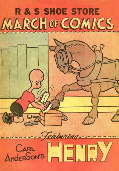 Cover for Boys' and Girls' March of Comics (Western, 1946 series) #58